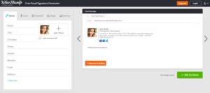 WiseStamp - Email Signature Generator